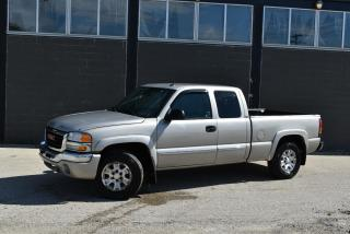 Used 2005 GMC Sierra 1500 SLT for sale in Winnipeg, MB