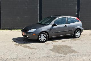 Used 2002 Ford Focus ZX3 for sale in Winnipeg, MB