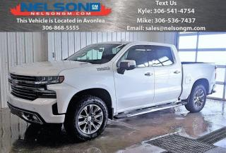 New 2020 Chevrolet Silverado 1500 High Country for sale in Avonlea, SK