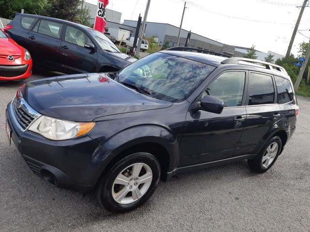 2010 Subaru Forester X Sport, AUTOMATIC, AWD, REMOTE STARTER, 149 KM