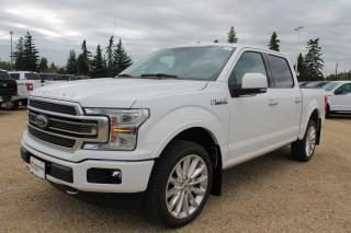 New 2020 Ford F-150 Limited  for sale in Edmonton, AB