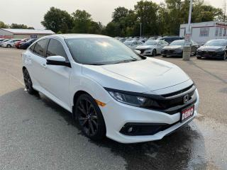 Used 2020 Honda Civic Sedan Sport 4dr FWD Sedan for sale in Brantford, ON
