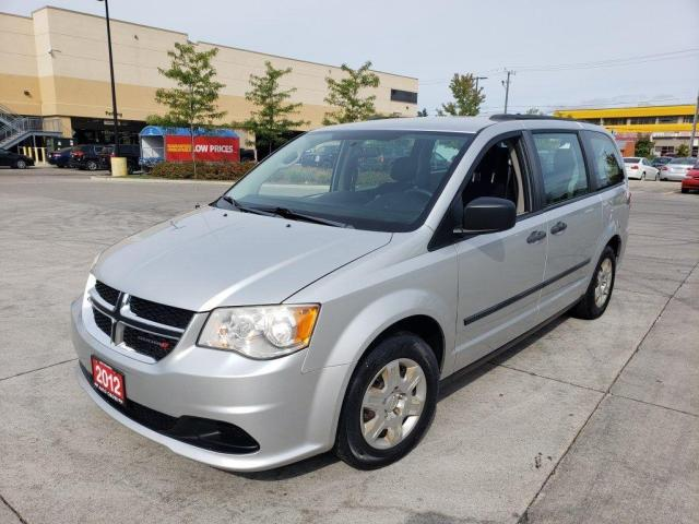 2012 Dodge Grand Caravan Only 123000 km, 7 Pass, Warranty avail