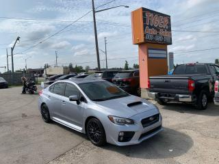 Used 2017 Subaru WRX STI**ONLY 74KMS**TURBO**6 SPEED**SPOILER*ROOF*CERT for sale in London, ON
