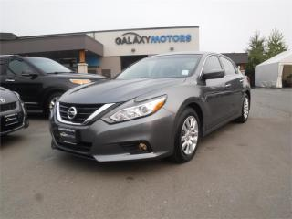 Used 2018 Nissan Altima 2.5 S-HEATED SEATS, BLUETOOTH, USB for sale in Duncan, BC