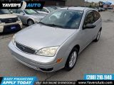 Photo of Silver 2005 Ford Focus