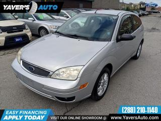 Used 2005 Ford Focus SE for sale in Hamilton, ON