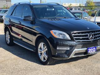 Used 2013 Mercedes-Benz M-Class ML 350 BlueTEC, TOP WARRANTY, CERTIFIED for sale in Woodbridge, ON