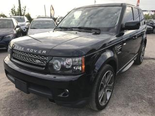 Used 2012 Land Rover Range Rover Sport HSE LUX for sale in Gloucester, ON