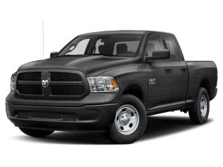 New 2020 RAM 1500 Classic Express 4x4 Quad Cab 6'4  Box for sale in Milton, ON
