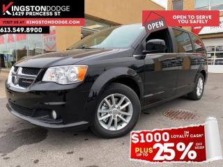 New 2020 Dodge Grand Caravan Premium Plus | Navigation | Power Liftgate | Trail for sale in Kingston, ON