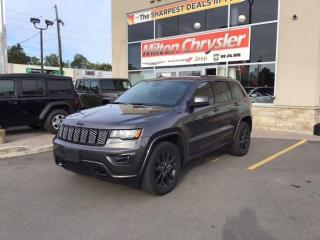 Used 2018 Jeep Grand Cherokee ALTITUDE 4X4 / SUNROOF / NAV / TOW PKG / LOW LOW K for sale in Milton, ON