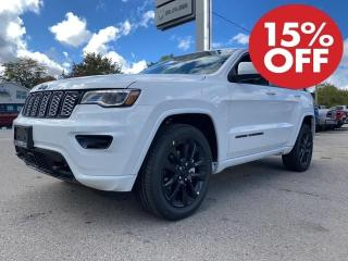 New 2020 Jeep Grand Cherokee Altitude | Sunroof | Protech Group | Trailer Tow | for sale in Mitchell, ON