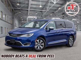 New 2020 Chrysler Pacifica Hybrid Limited for sale in Mississauga, ON