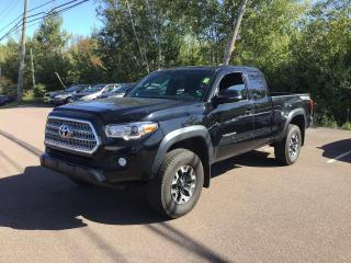 Used 2017 Toyota Tacoma TRD OFFROAD PACKAGE for sale in Moncton, NB