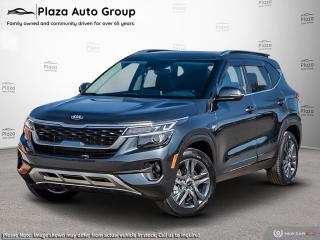 New 2021 Kia Seltos EX for sale in Orillia, ON