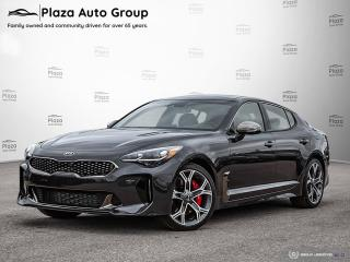 New 2020 Kia Stinger GT Limited for sale in Bolton, ON