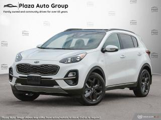 New 2021 Kia Sportage EX for sale in Richmond Hill, ON