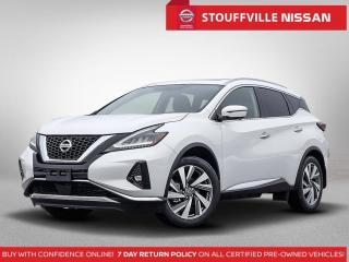 New 2020 Nissan Murano SL for sale in Stouffville, ON