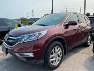 Used 2016 Honda CR-V EX-L for sale in Scarborough, ON