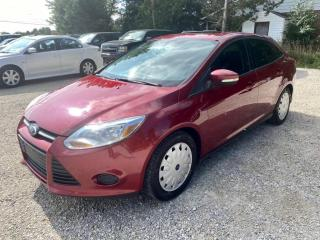 Used 2013 Ford Focus 4dr Sdn SE, automatic, power sunroof for sale in Halton Hills, ON