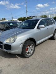Used 2004 Porsche Cayenne Turbo for sale in Oakville, ON