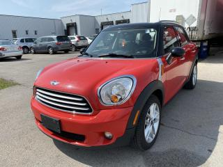 Used 2011 MINI Cooper Countryman Base for sale in Oakville, ON