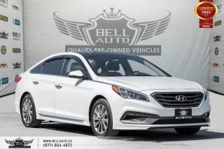 Used 2016 Hyundai Sonata 2.4L Sport Tech, NAVI, REAR CAM, B.SPOT for sale in Toronto, ON