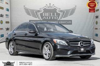 Used 2016 Mercedes-Benz C-Class C 300, NO ACCIDENT, AWD, NAVI, REAR CAM for sale in Toronto, ON