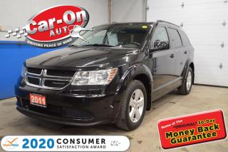 Used 2011 Dodge Journey SUPER CLEAN AND LOW KMS. for sale in Ottawa, ON