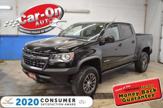 Used 2018 Chevrolet Colorado ZR2 308 HP 3.6L WICKED LOOKS for sale in Ottawa, ON