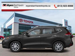 Used 2018 Nissan Rogue S  - $135 B/W - Low Mileage for sale in Ottawa, ON