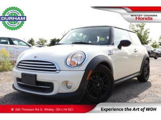 Used 2012 MINI Cooper Base for sale in Whitby, ON