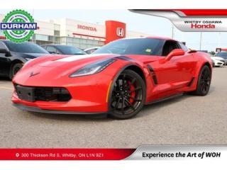 Used 2019 Chevrolet Corvette 1LT for sale in Whitby, ON