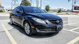 Used 2010 Mazda MAZDA6 GS / Manual Transmission / One Owner for sale in Scarborough, ON