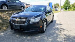 Used 2012 Chevrolet Cruze LT / One Owner / No Accident Reported for sale in Scarborough, ON
