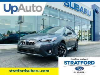 New 2021 Subaru XV Crosstrek Sport w/ Eyesight for sale in Stratford, ON