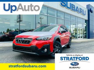 New 2021 Subaru XV Crosstrek for sale in Stratford, ON
