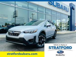 New 2021 Subaru XV Crosstrek Convenience w/ Eyesight for sale in Stratford, ON