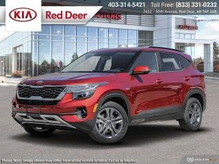 New 2021 Kia Seltos LX for sale in Red Deer, AB