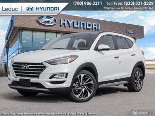New 2021 Hyundai Tucson Ultimate for sale in Leduc, AB