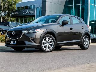 Used 2018 Mazda CX-3 GX for sale in Cobourg, ON