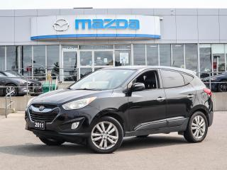 Used 2011 Hyundai Tucson Limited for sale in Hamilton, ON