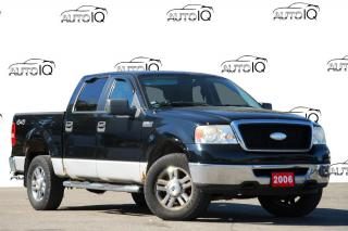 Used 2006 Ford F-150 XLT | 5.4L V8 GAS ENGINE | REMOTE KEYLESS ENTRY for sale in Kitchener, ON