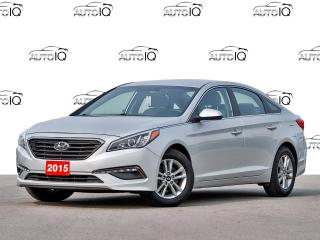 Used 2015 Hyundai Sonata GLS CERTIFIED AND READY! for sale in Hamilton, ON