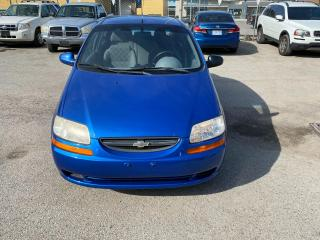 Used 2005 Chevrolet Aveo LT for sale in London, ON