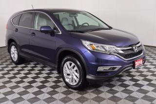 Used 2016 Honda CR-V EX 1 OWNER - PURCHASE NEW FROM HUNTSVILLE HONDA for sale in Huntsville, ON