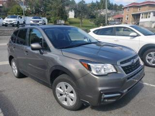 Used 2017 Subaru Forester 2.5i Convenience for sale in Huntsville, ON