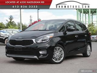 Used 2017 Kia Rondo EX REVERSE CAM | BLUETOOTH | HEATED LEATHER | A/C for sale in Stittsville, ON