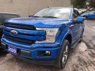 New 2020 Ford F-150 Lariat 4X4 SUPERCREW LARIAT 502A for sale in Cornwall, ON